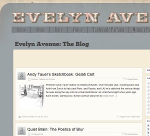 At Evelyn Avenue, a picturesque insight