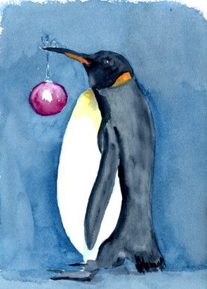 Day 18 of the advent calendar , a penguin, and allowances